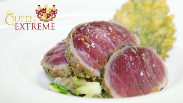 The New Heliot menu at the Hippodrome Casino will leave you wanting more!!