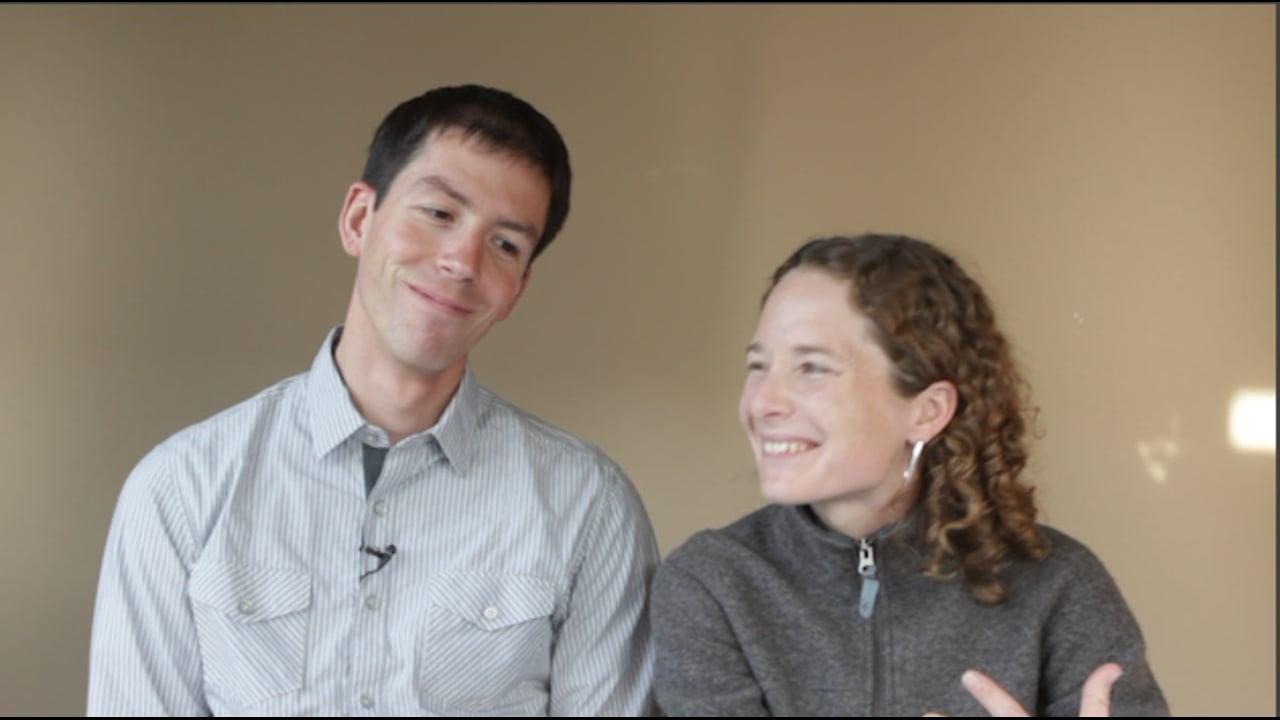 Benjamin Drummond & Sara Joy Steele at Collaborations for Cause (Part 1)