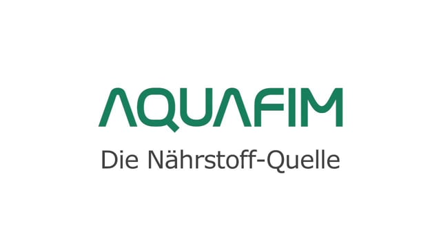 Aquafim - Die Nährstofquelle