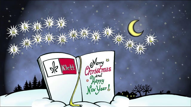 Klett Weihnachtsgruss 2011
