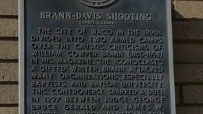 Brann Davis Shootings, Markers in Time