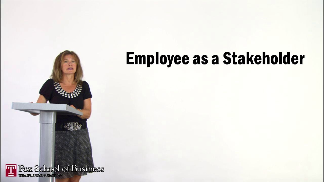 56946Employee as a Stakeholder