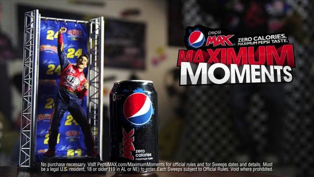 2 Pepsi Max spots