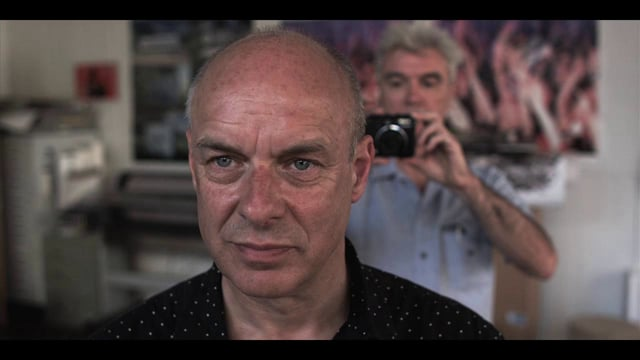 David Byrne + Brian Eno teaser