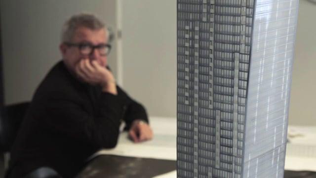 Daniel Libeskind Portrait