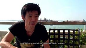 Yoshiharu Tsukamoto Interview ESP