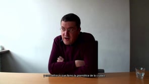 Pier Vittorio Aureli Interview ESP