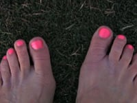 Go Barefoot!