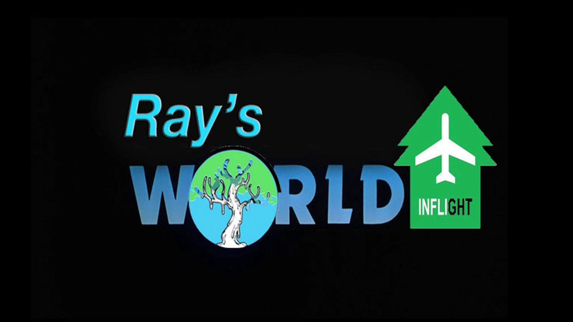 Ray's World in Flight (Pipe Dreams)  - JR Galactic Productions
