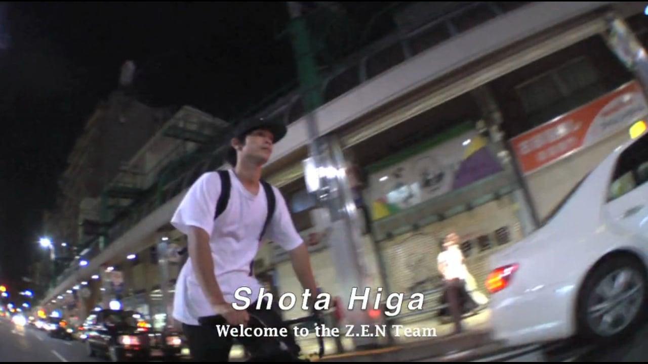 Shota Higa Welcome to the ZEN Team