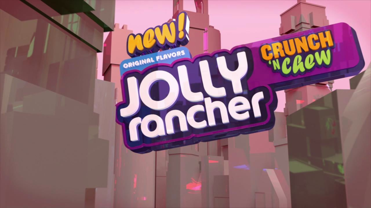Jolly Rancher  Crunch n' Chew