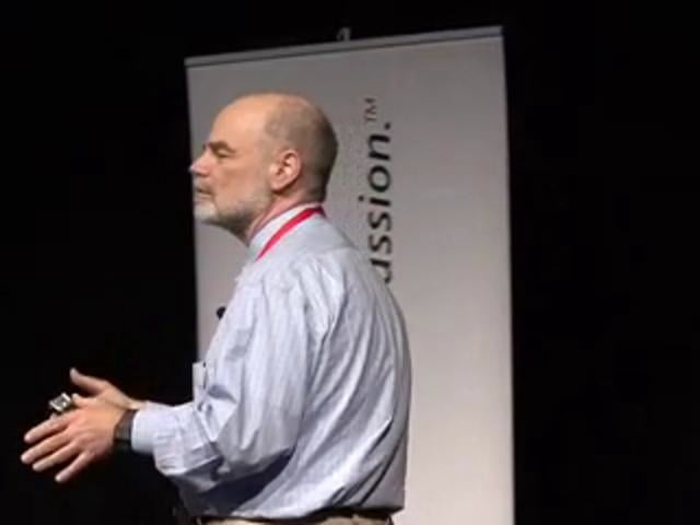 EDtalks: Leading from behind