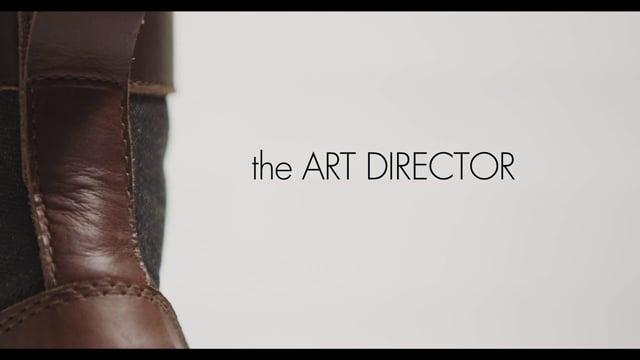 CHRIS the ART DIRECTOR