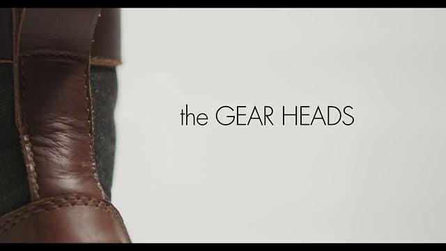 ALAN & STEFAN the GEAR HEADS