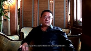 Wang Shu Interview - Trailer ESP