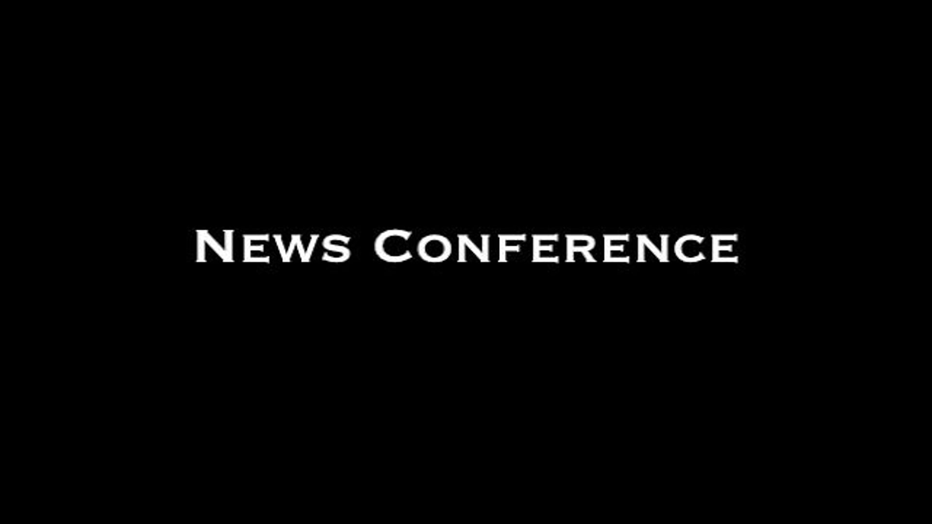 """""""News Conference"""" (2012)"""