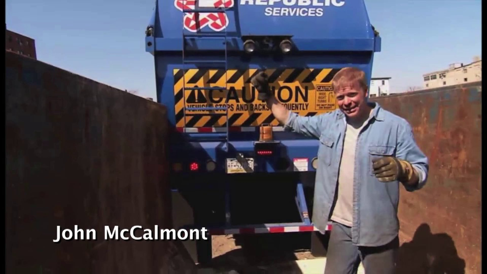 John McCalmont Host Demo 2012