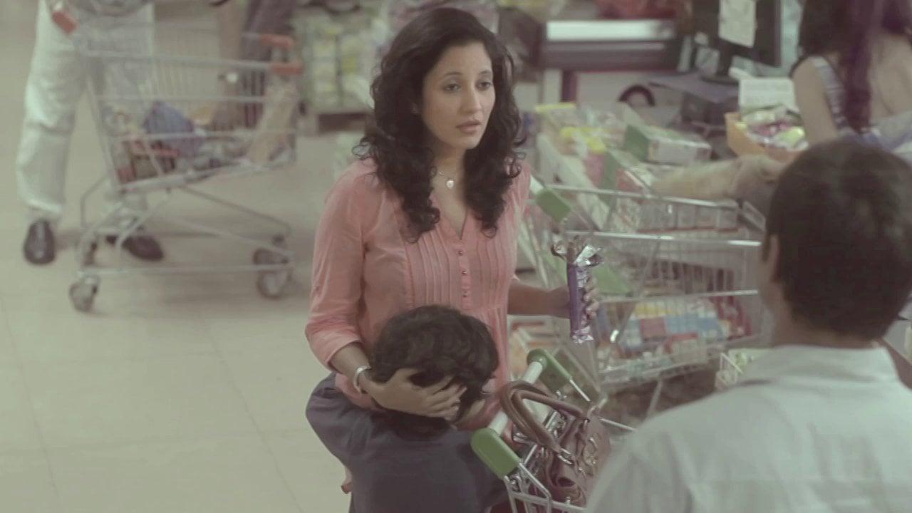 "Promo   Cadbury Silk ""Supermarket"""