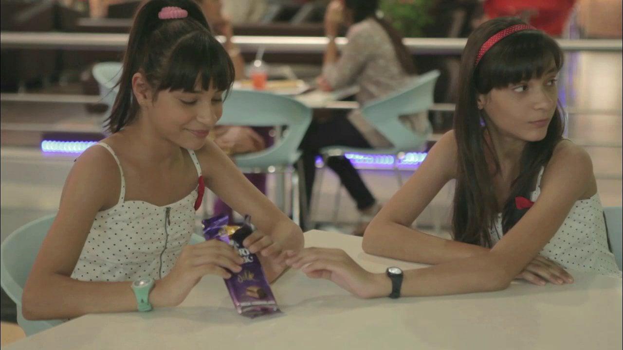 """Promo   Cadbury Silk """"Foodcourt"""""""