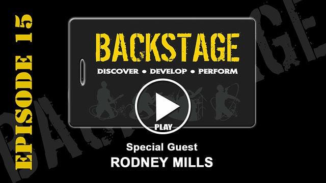 Episode 15 Rodney Mills