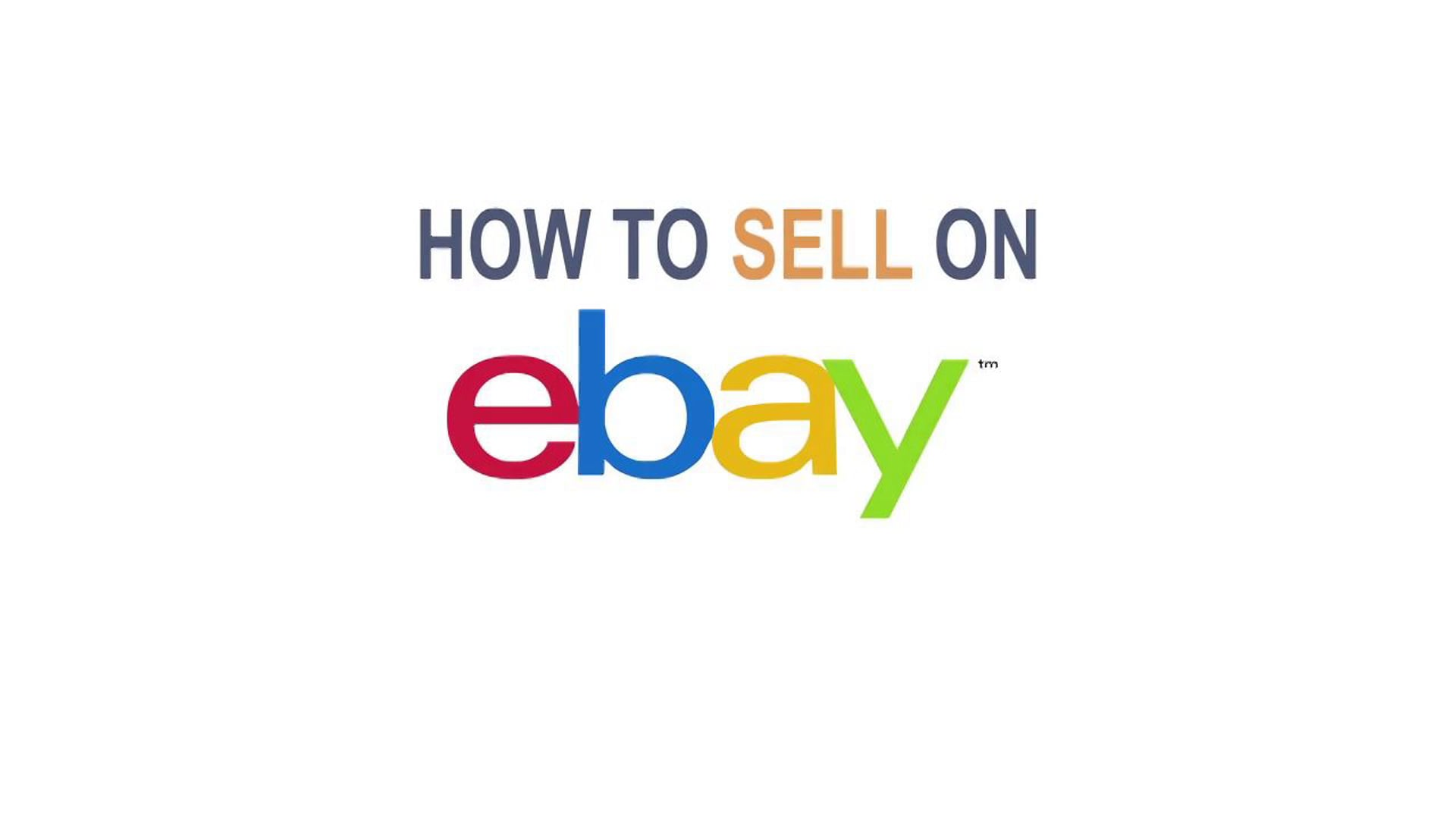 Jeff - How to sell on eBay! promo