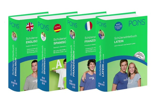 PONS Schulwörterbücher