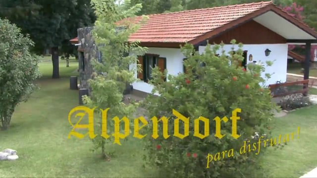 Cabañas Alpendorf