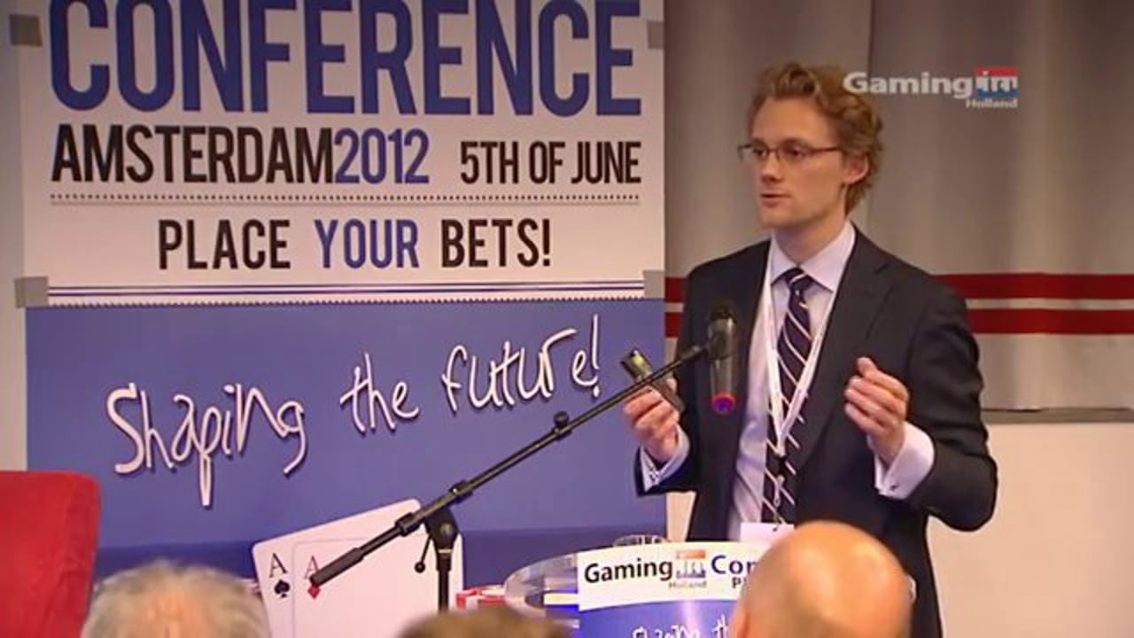 GamingInHolland Conference 2012