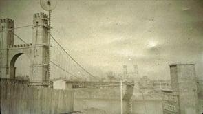 Waco Suspension Bridge, Markers in Time