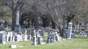 Oakwood Cemetery, Markers in Time