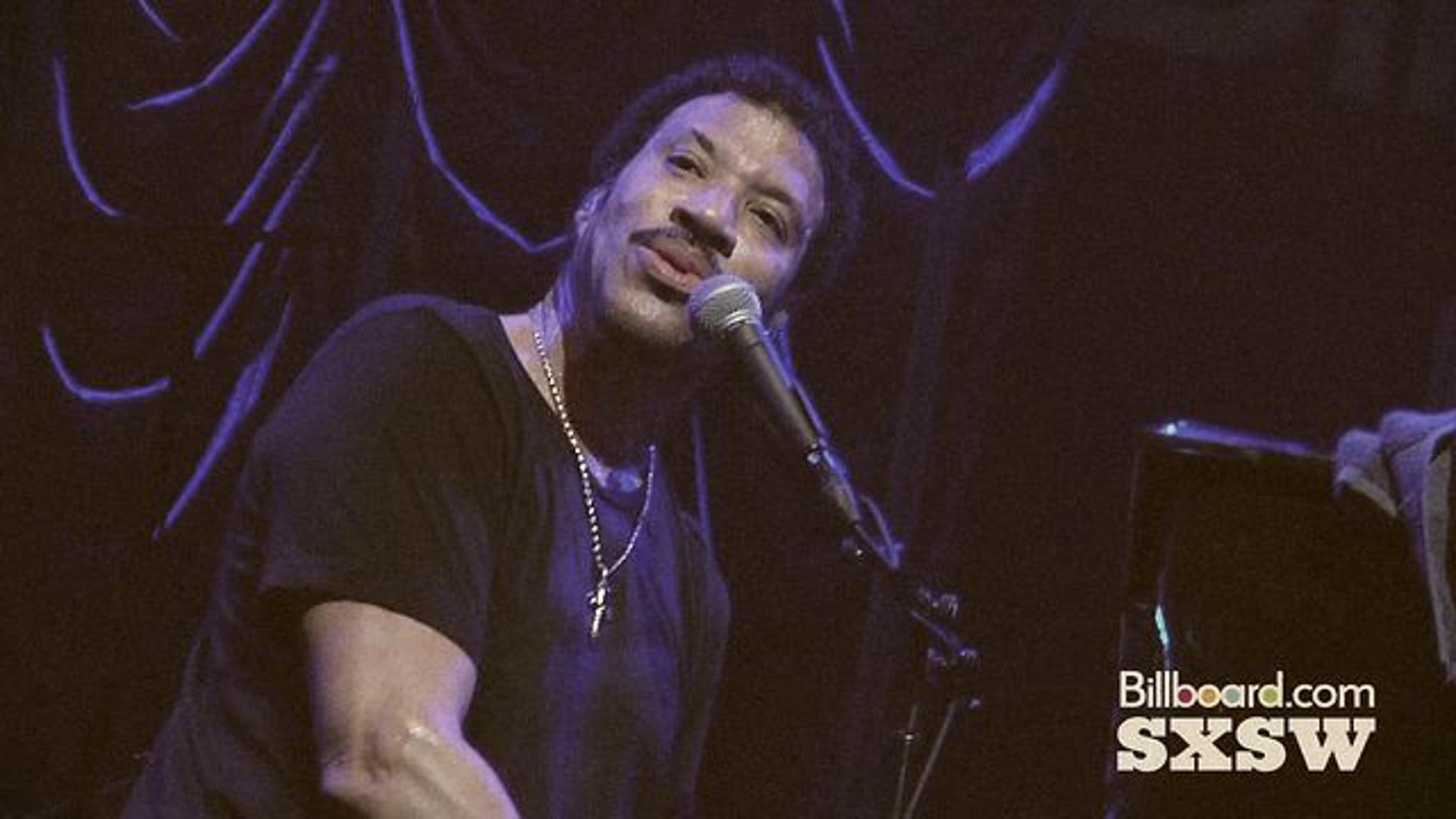 """Lionel Richie's """"Hello"""" at SXSW 2012"""
