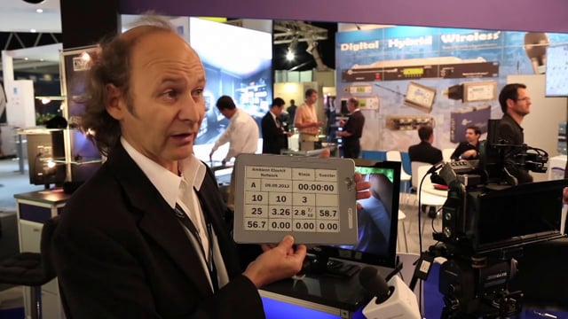 IBC 2012 Ep 7 Ambient