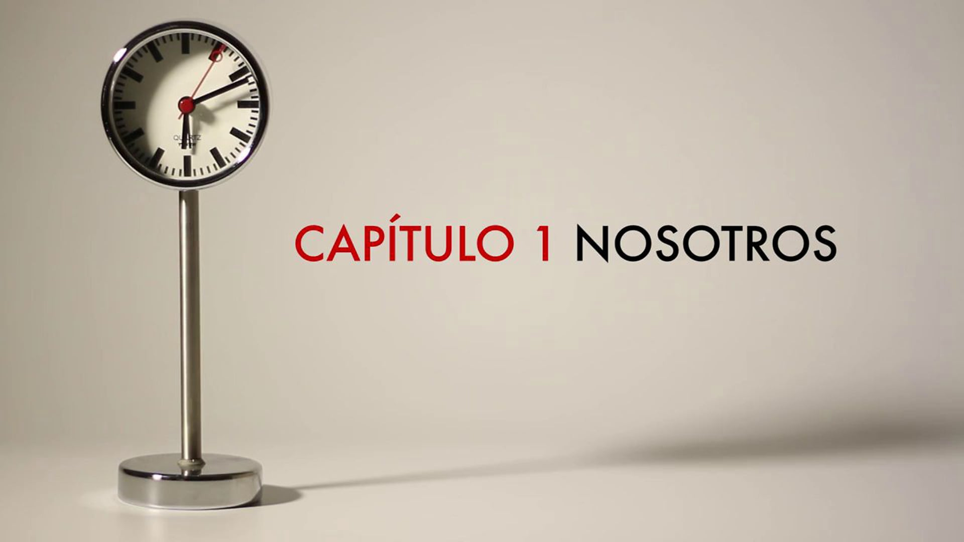 SEIS MINUTOS CAPITULO I
