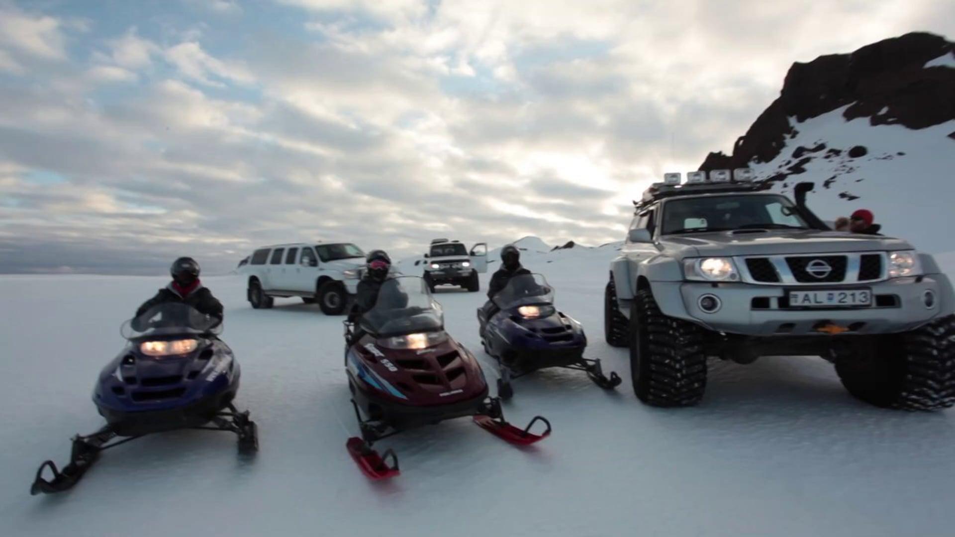 Iceland winter safari!