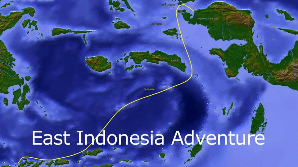 East Indonesia Adventure