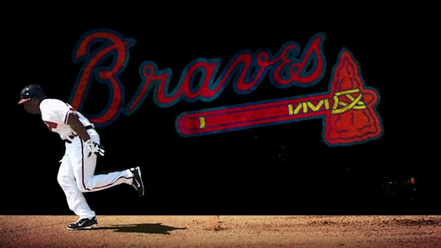 "Atlanta Braves - ""Uggla,"" ""Bourn,"" ""McCann"""