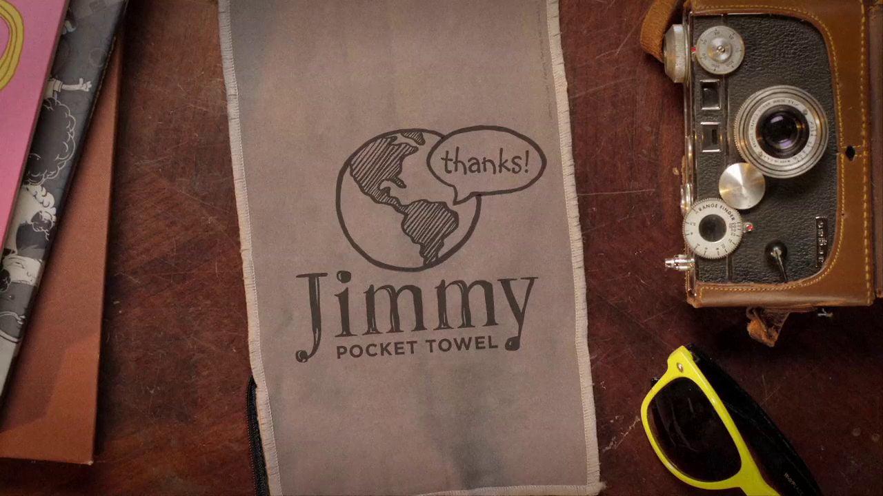 Jimmy-Towel-Kickstarter