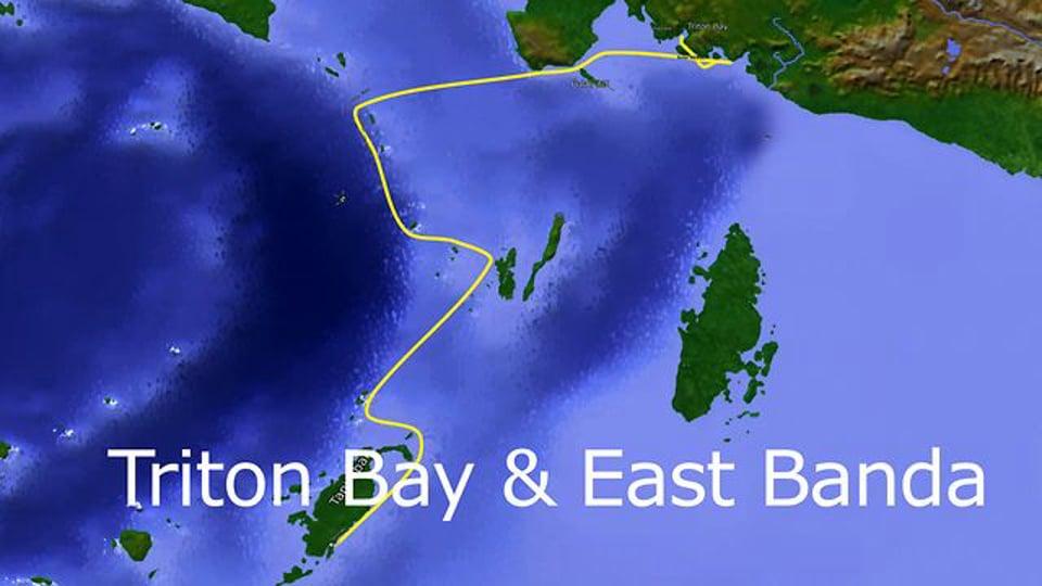 Triton Bay & East Banda
