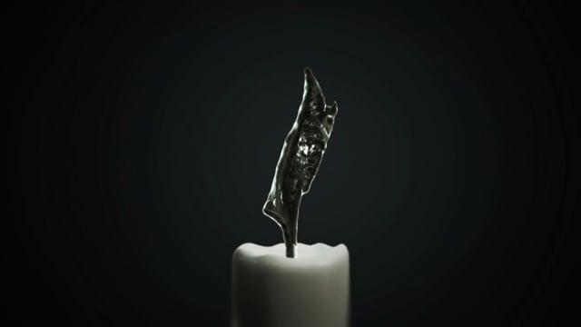 Fluid Candle | Visual Lab