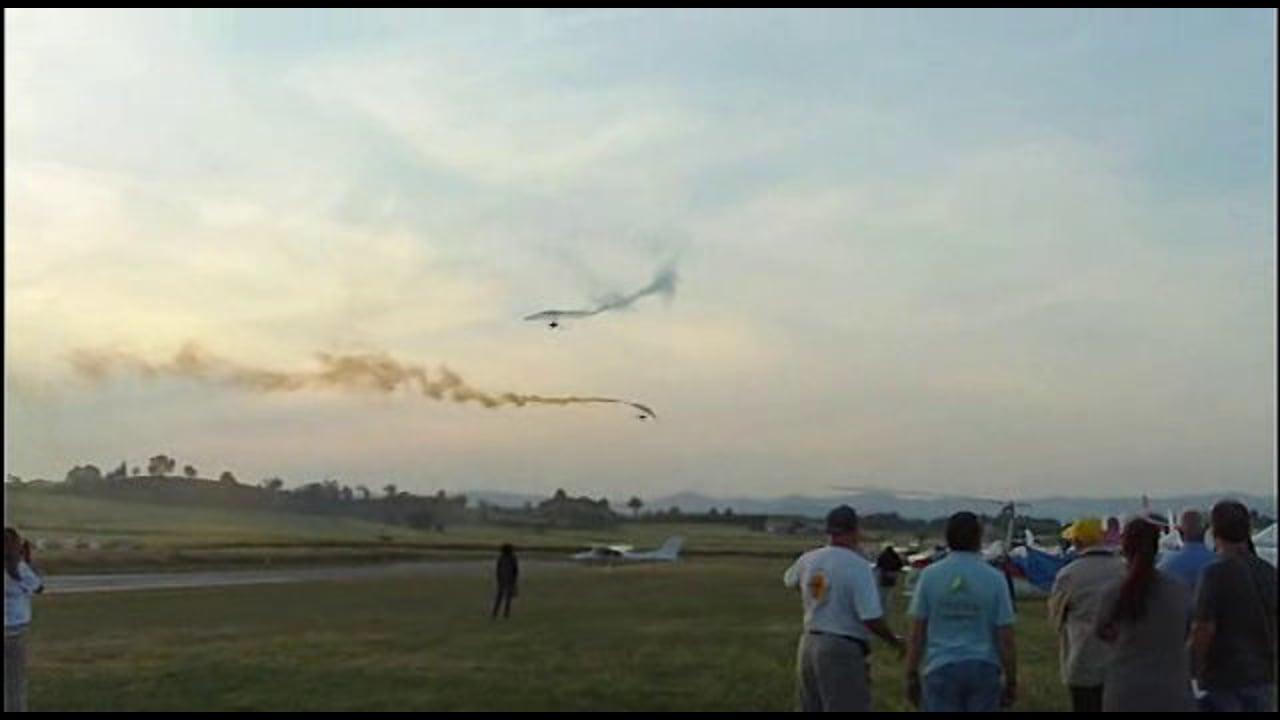 Día 26 Sabado de Mayo 7ª TRIKERADA en Aerosport 2012 de Igualada (España)