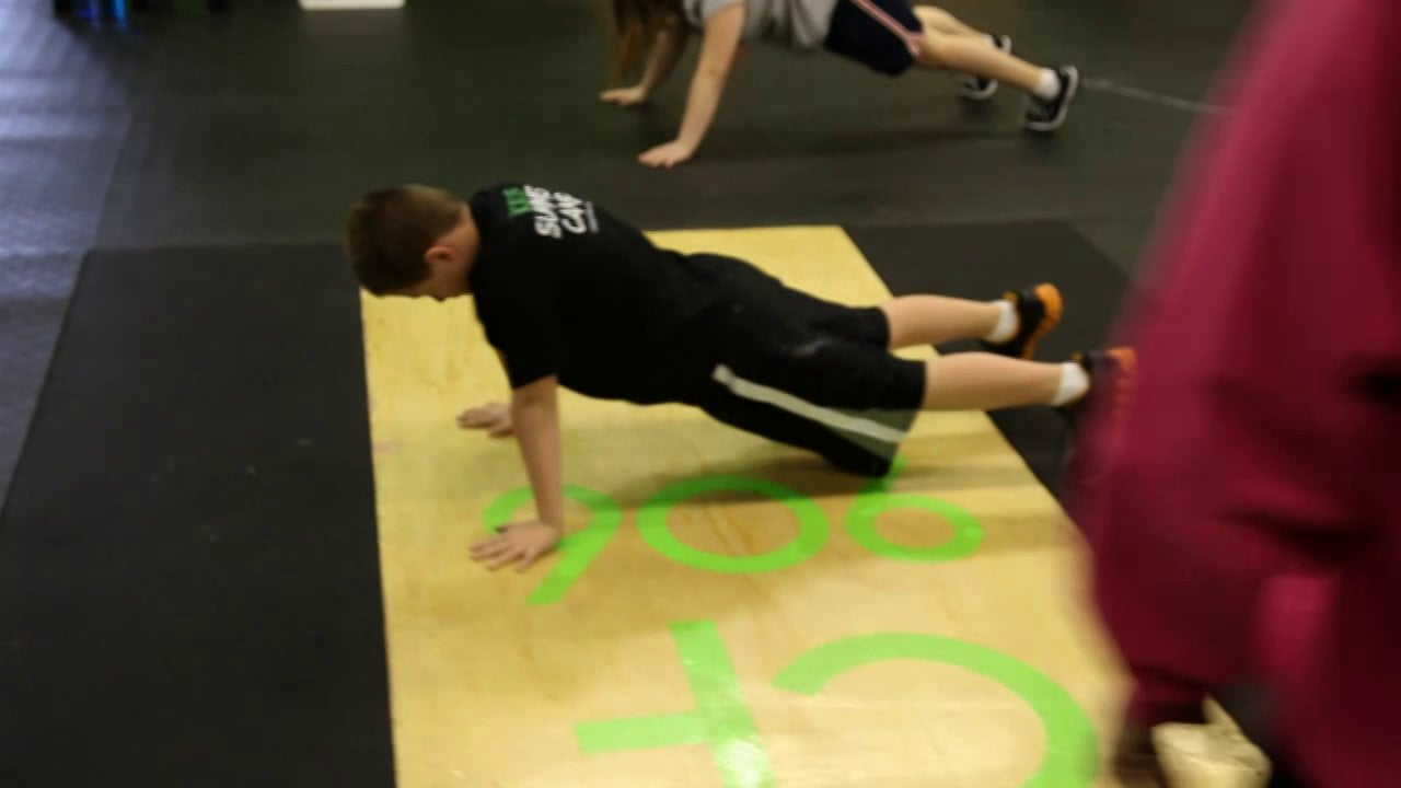 CrossFit Kids 906