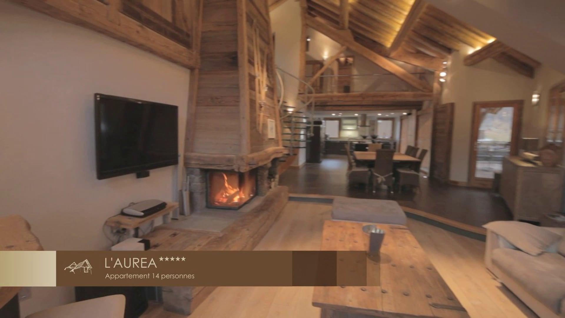 Video Web // Les alpages d'Auguste // Appartements
