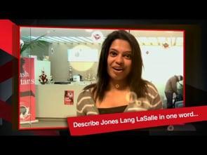 Jones Lang LaSalle - JLL in one word