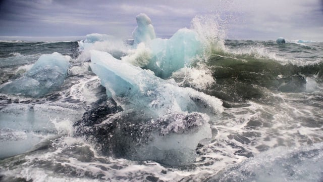 Innovation Agents : Chasing Ice