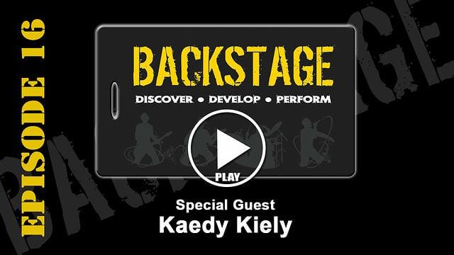 EP16 Kadey Kiely