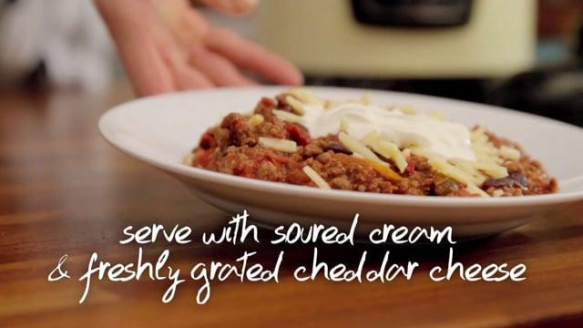 """Hogyan"" recept – Chilli Con Carne recept"