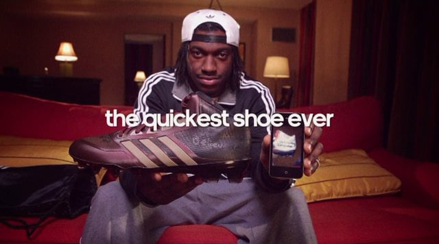 Adidas RGIII // Crazy Quick
