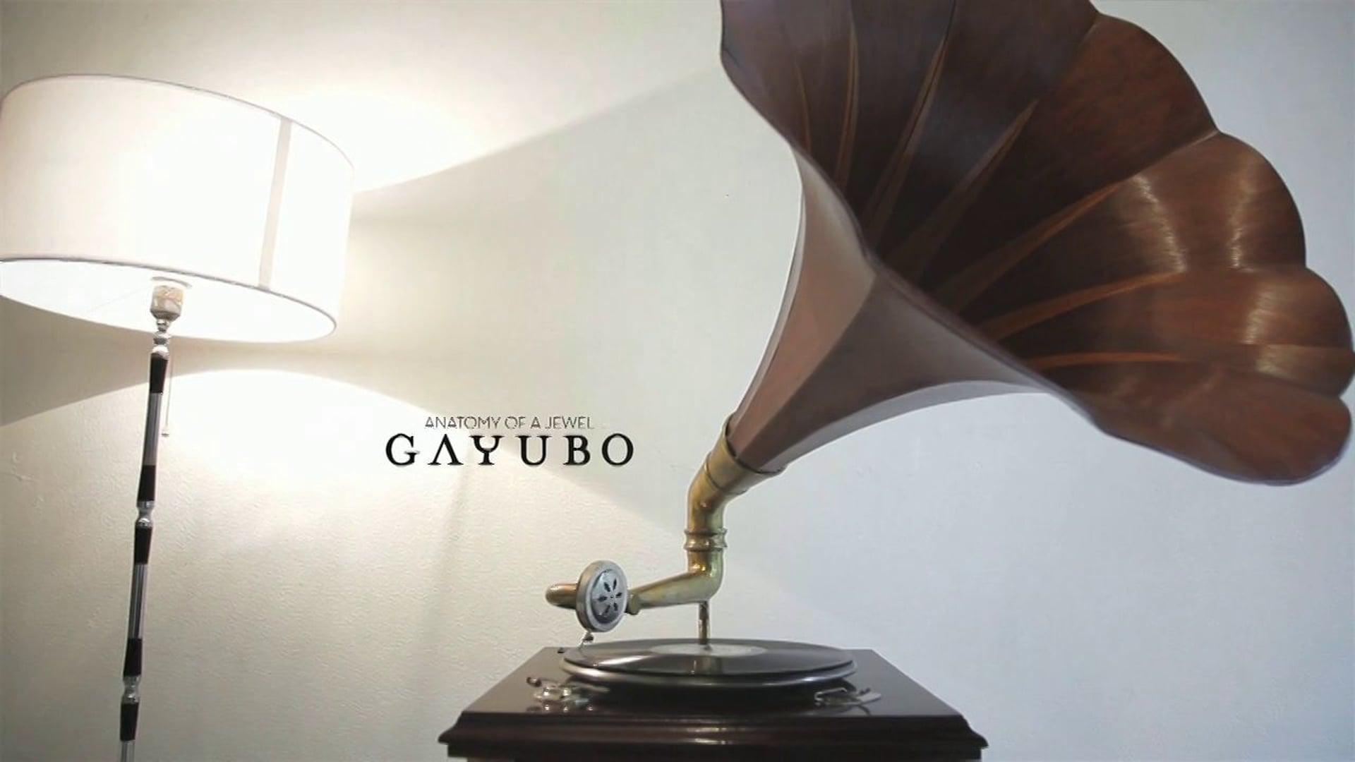 Anatomy of a Jewel by Gayubo