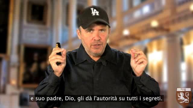 Lezione con sottotitoli in Italiano