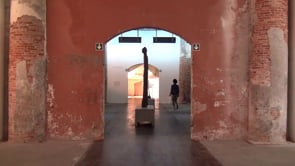 Peter Märkli Installation 13th International Architecture Exhibition